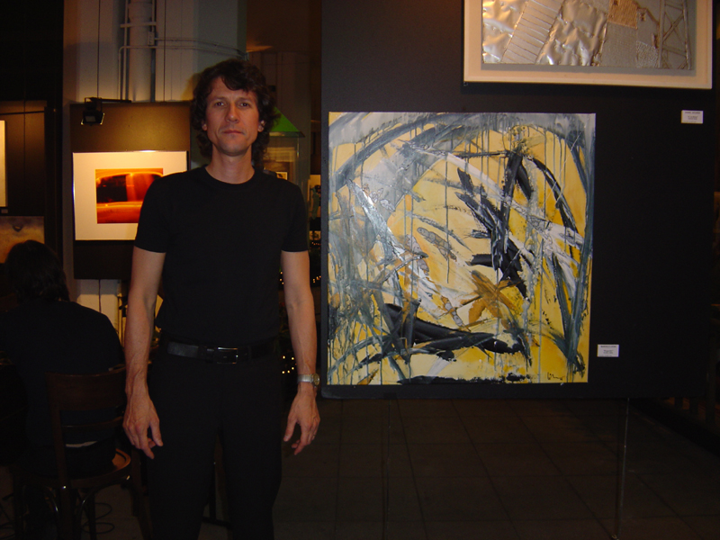 """Gallery Nights"" 2005."
