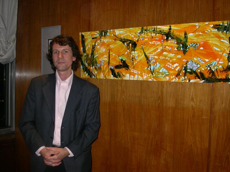 """""""Club Alemán en Buenos Aires"""" 2006."""