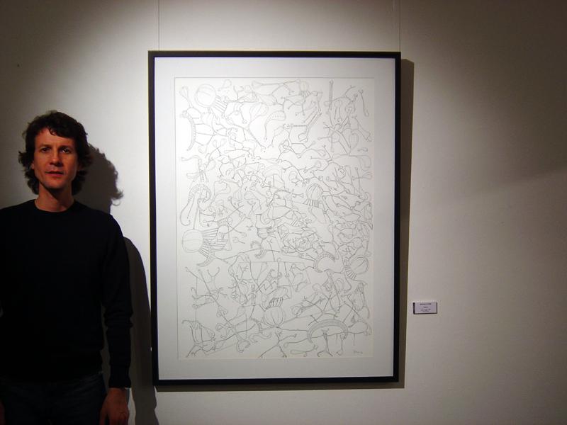 """""""Salón Nacional de Dibujo"""" 2006."""